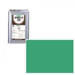 ロックペイント / 082-0221 ユカロック100番級 モスグリーン 20kg