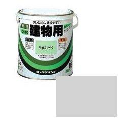 ロックペイント / H59-0536 油性建物用 銀 2L