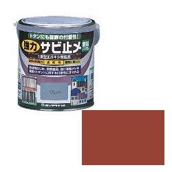 ロックペイント / H61-1630 強力サビ止メ あかさび 1.6L