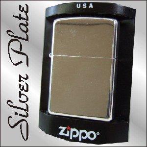【オリジナルジッポー製作】zippoライター zippoライターシルバープレートつやあり