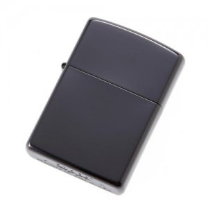 【オリジナルジッポー製作】zippoライター #PVD ブラックチタン