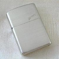 【オリジナルジッポー】zippoライター #200AL-G(アルミ)