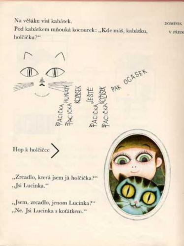 Knizka pro Lucinku」1981年 - ...