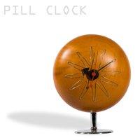 ジョージネルソン ピルクロック置き時計 ネルソンクロック 机上時計 デザイナーズ リプロダクト