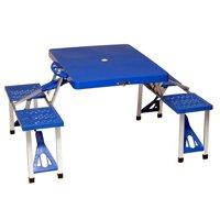折り畳みレジャーテーブル,ピクニックテーブル 海水浴,プール,BBQ,レジャー必需品 折りたたみ式