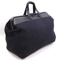 帆布製ダレス式ボストンバッグ,日本製/全2色 帆布バッグ,ダレスバッグ,メンズ鞄,国産 本革ハンドル