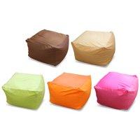カラフル1人掛けビーズソファ,クッションソファ/全5色 ビーズクッション,1人用ソファ カバー丸洗いOK