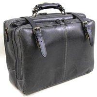 合皮レザー日本製ビジネスボストンバッグ/全2色 ビジネスバッグ,メンズ鞄,国産かばん 本革ハンドル