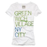 ルールNo.925ペイントTシャツ!<br />RUEHL No.925:Scripps Park-GRN