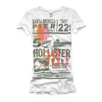 グラフィックプリントTシャツ!<br />Hollister Co.:Ramona-W