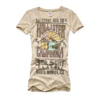 日焼けした肌に良く似合うTシャツ!<br />Hollister Co.:Ramona -OM