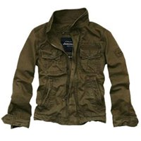 【送料無料】人気商品!高級感たっぷりセンチネルジャケット◎<br />abercrombie:sentinel jacket -OL