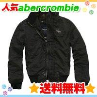 アバクロ【送料無料】ブルゾン風ジャケット,ダメージ加工☆abercrombie:harrison jacket-NY☆冬物メンズ♪