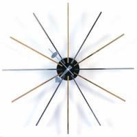 ジョージ・ネルソン!スタークロック壁掛時計 人気ネルソンクロック壁掛け デザイナーズ・リプロダクト