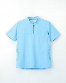 《男女兼用》ニットシャツ(ナガイレーベン)CX-5217|スクラブ・白衣(ナース服・看護服)などのメディカルウェア・ユニフォーム・ワーキングウェアの通販【スターク】