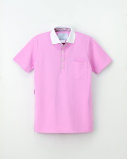 《男女兼用》ニットシャツ(ナガイレーベン)CX-2977