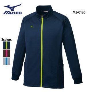《男女兼用》ダブルニット ジャケット(MIZUNO/ミズノ)MZ-0180|スクラブ・白衣(ナース服・看護服)などのメディカルウェア・ユニフォーム・ワーキングウェアの通販【スターク】