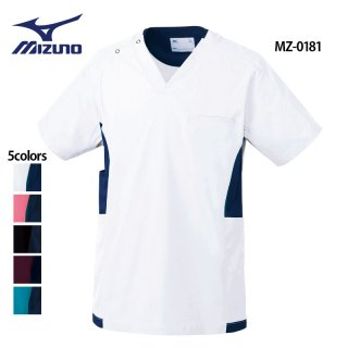 《男女兼用》SEK制菌 ストレッチツイル スクラブ(MIZUNO/ミズノ)MZ-0181