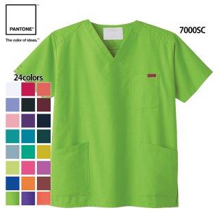 《男女兼用》パントーン スクラブ(FOLK/PANTONE)7000SC|スクラブ・白衣(ナース服・看護服)などのメディカルウェア・ユニフォーム・ワーキングウェアの通販【スターク】