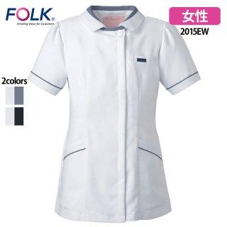 《レディース》SEK制菌 チュニック(FOLK/フォーク)2015EW|スクラブ・白衣(ナース服・看護服)などのメディカルウェア・ユニフォーム・ワーキングウェアの通販【スターク】