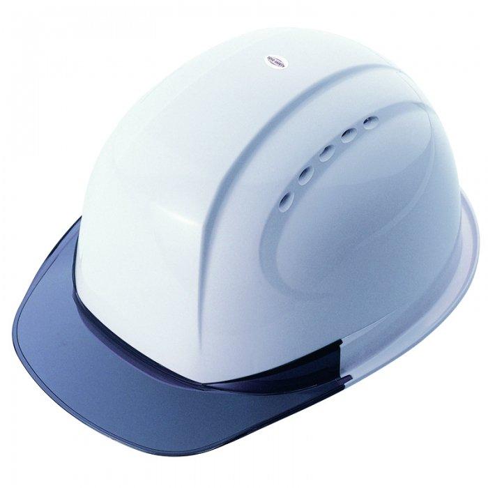 ひさし透明ヘルメット(AITOZ)