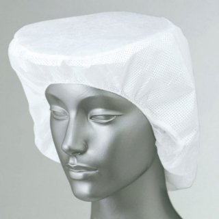 《男女兼用》でんでん帽天井メッシュ(AITOZ)|スクラブ・白衣(ナース服・看護服)などのメディカルウェア・ユニフォーム・ワーキングウェアの通販【スターク】