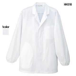 《メンズ》衿付調理着(AITOZ)|スクラブ・白衣(ナース服・看護服)などのメディカルウェア・ユニフォーム・ワーキングウェアの通販【スターク】