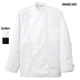 《男女兼用》フレンチコックコート(AITOZ)|スクラブ・白衣(ナース服・看護服)などのメディカルウェア・ユニフォーム・ワーキングウェアの通販【スターク】