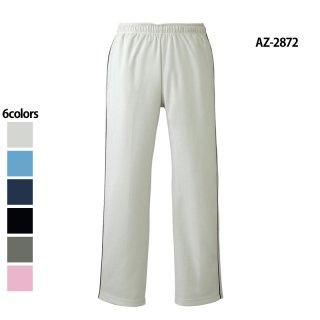 《男女兼用》ブリスターストレートパンツ(AITOZ)|スクラブ・白衣(ナース服・看護服)などのメディカルウェア・ユニフォーム・ワーキングウェアの通販【スターク】