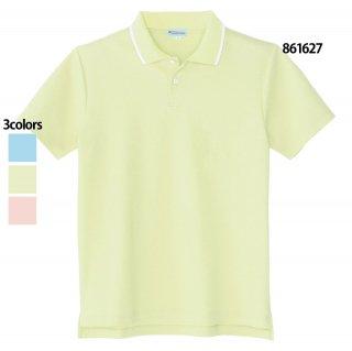 《男女兼用》フルテクト加工ポロシャツ(AITOZ)|スクラブ・白衣(ナース服・看護服)などのメディカルウェア・ユニフォーム・ワーキングウェアの通販【スターク】