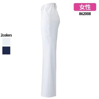 《レディース》シャーリングパンツ(TULTEX)|スクラブ・白衣(ナース服・看護服)などのメディカルウェア・ユニフォーム・ワーキングウェアの通販【スターク】