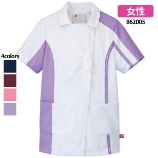 《レディース》チュニック(TULTEX)|スクラブ・白衣(ナース服・看護服)などのメディカルウェア・ユニフォーム・ワーキングウェアの通販【スターク】