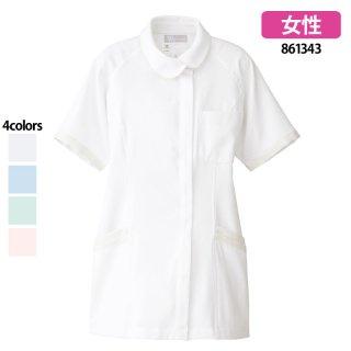《レディース》サイドチュニック(Lumiere)|スクラブ・白衣(ナース服・看護服)などのメディカルウェア・ユニフォーム・ワーキングウェアの通販【スターク】