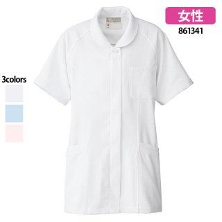 《レディース》センターチュニック(Lumiere)|スクラブ・白衣(ナース服・看護服)などのメディカルウェア・ユニフォーム・ワーキングウェアの通販【スターク】