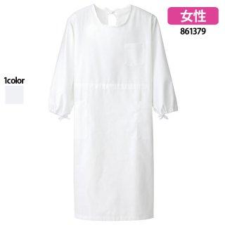 予防衣八分袖(Lumiere)|スクラブ・白衣(ナース服・看護服)などのメディカルウェア・ユニフォーム・ワーキングウェアの通販【スターク】