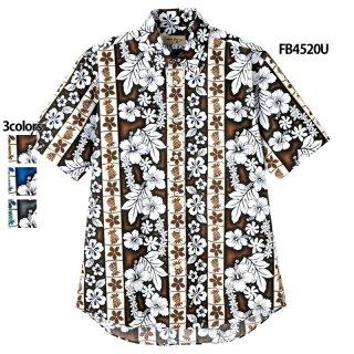 《男女兼用》アロハシャツ(モダン花柄)(FACE MIX)|スクラブ・白衣(ナース服・看護服)などのメディカルウェア・ユニフォーム・ワーキングウェアの通販【スターク】