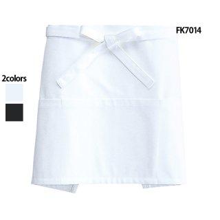 ショートエプロン(FACE MIX)|スクラブ・白衣(ナース服・看護服)などのメディカルウェア・ユニフォーム・ワーキングウェアの通販【スターク】