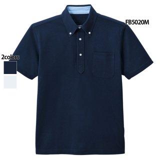 《メンズ》調温ポロシャツ(FACE MIX)|スクラブ・白衣(ナース服・看護服)などのメディカルウェア・ユニフォーム・ワーキングウェアの通販【スターク】