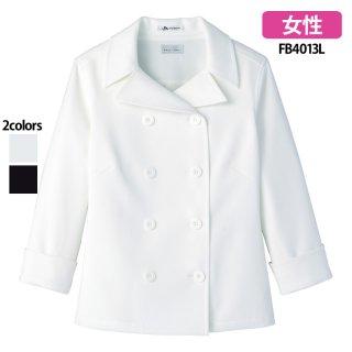 《レディース》Pコートタイプコックシャツ(FACE MIX)|スクラブ・白衣(ナース服・看護服)などのメディカルウェア・ユニフォーム・ワーキングウェアの通販【スターク】