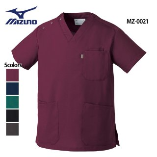 《男女兼用》SEK制菌 スクラブ(MIZUNO/ミズノ)MZ-0021|スクラブ・白衣(ナース服・看護服)などのメディカルウェア・ユニフォーム・ワーキングウェアの通販【スターク】