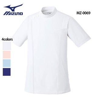 《男女兼用》ケーシージャケット(MIZUNO/ミズノ)MZ-0069|スクラブ・白衣(ナース服・看護服)などのメディカルウェア・ユニフォーム・ワーキングウェアの通販【スターク】