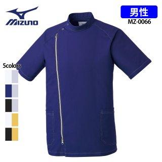 《メンズ》ケーシージャケット(MIZUNO/ミズノ)MZ-0066|スクラブ・白衣(ナース服・看護服)などのメディカルウェア・ユニフォーム・ワーキングウェアの通販【スターク】