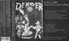 VARIOUS / De Koer 1981 Demo's & Live Recordings (TAPE)<img class='new_mark_img2' src='https://img.shop-pro.jp/img/new/icons50.gif' style='border:none;display:inline;margin:0px;padding:0px;width:auto;' />