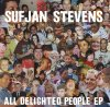 SUFJAN STEVENS / All Delighted People EP (DBL 12INCH)<img class='new_mark_img2' src='//img.shop-pro.jp/img/new/icons50.gif' style='border:none;display:inline;margin:0px;padding:0px;width:auto;' />