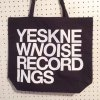 Knew Noise Recordings Tote Bag (Color : Black)<img class='new_mark_img2' src='https://img.shop-pro.jp/img/new/icons57.gif' style='border:none;display:inline;margin:0px;padding:0px;width:auto;' />