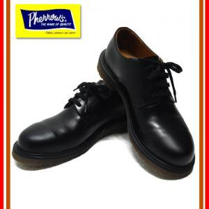 【予約11月上旬~12月入荷予定】Pherrow's/フェローズ 16W-CAPPED-DERBY ワークシューズ ブーツ ローカット 靴 レザーシュ…