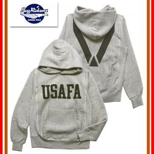 BR68651 REVERSE SWEAT PARKA U.S. AIR FORCE ACADEMY