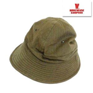 5200 「HERRINGBONE ARMY HAT」