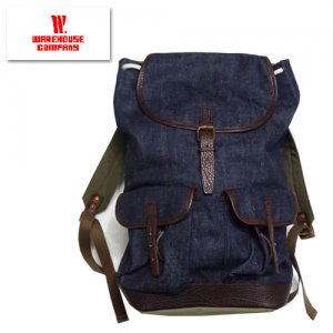 5211 「DENIM BACKPACK」