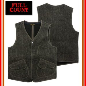 BBJ8-002 BROWN'S BEACH 「GREYLOCK VEST」
